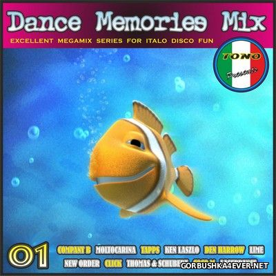 DJ Tono - Dance Memories Mix volume 01