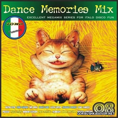 DJ Tono - Dance Memories Mix volume 08