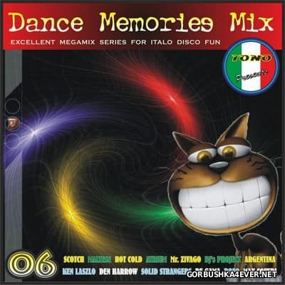 DJ Tono - Dance Memories Mix volume 06