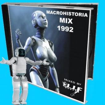 DJ J.J.F. - Macrohistoria Mix 1992