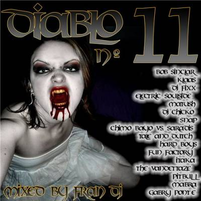 Fran DJ - Diablo Mix 11