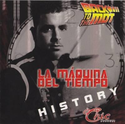 Raul Platero - La Maquina Del Tiempo History Mix [2010] / 2xCD
