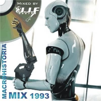 DJ J.J.F. - Macrohistoria Mix 1993