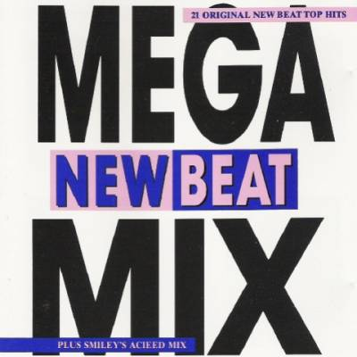 Peter Vriends New Beat Megamix 1989