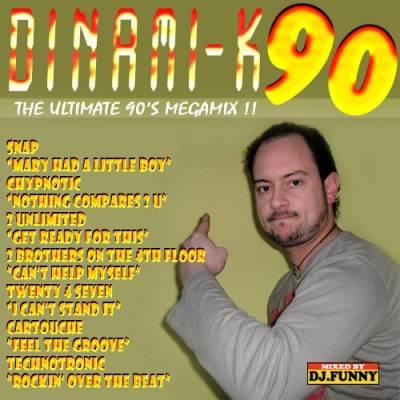 DJ Funny - Dinami-k 90 Mix