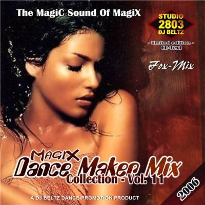 DJ Beltz - Magix Dance Maker Mix 11