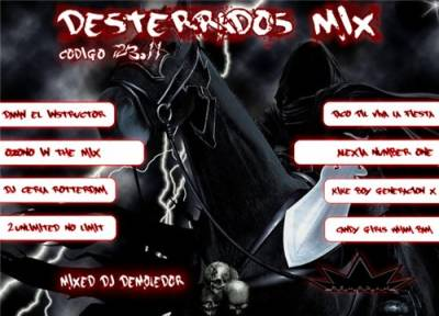DJ Demoledor - Desterrados Mix Codigo