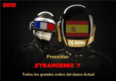 Danymix & Dj Anto - Strange Mix 7