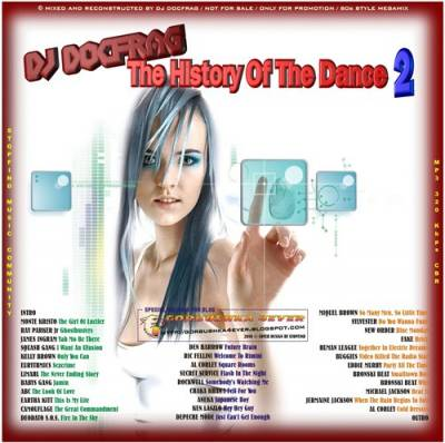 DJ Docfrag - The History Of The Dance Mix 2 [2007]