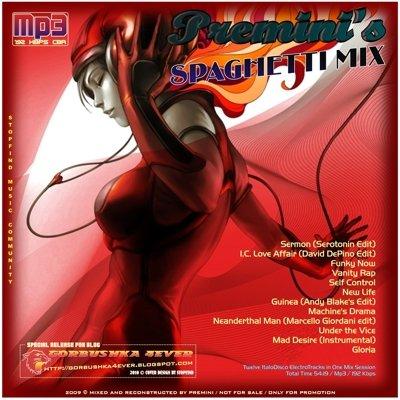 Premini's Spaghetti Mix