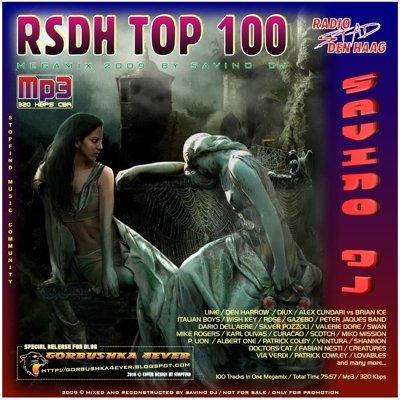 Savino DJ - RSDH Top 100 Megamix 2009