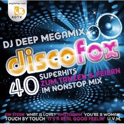 DJ Deep - DiscoFox MegaMix 2010