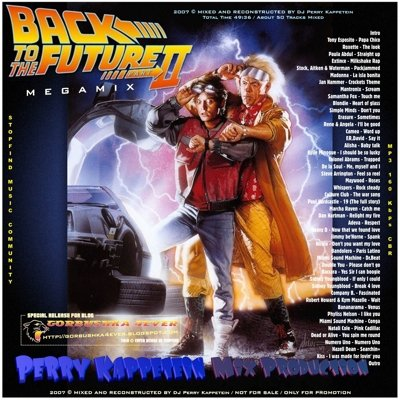 Perry Kappetein - Back To The Future Mix II