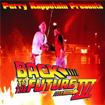 Perry Kappetein - Back To The Future Mix IV