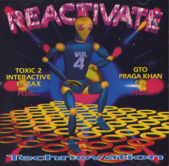 Reactivate - Technovation (volume 04)