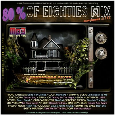 MixMan YHY - 80% Of Eighties Mix Exp A