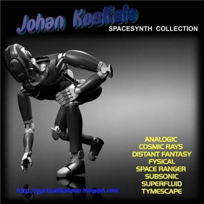 Johan Koskela - Spacesynth Collection