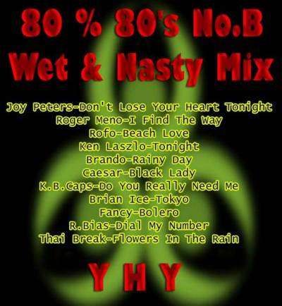 MixMan YHY - 80% Of Eighties Mix Exp B