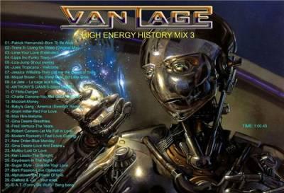 Vantage Mix - High Energy History Mix 3