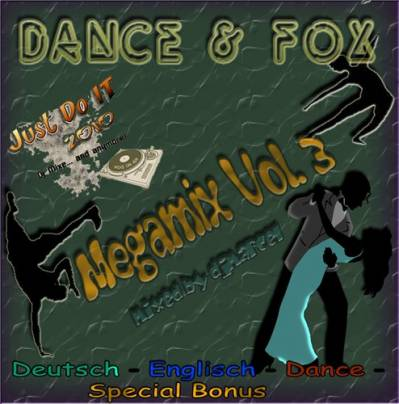 DJ Marcel - Dance & Fox Megamix - volume 03 (2010)
