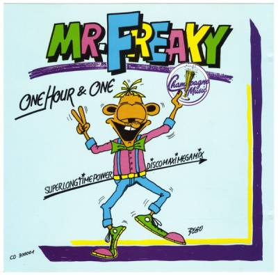 Mr. Freaky - One Hour & One Mix [1988]