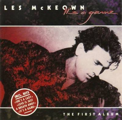 Les McKeown - It's A Game (1989)