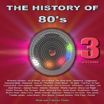 DJ Fab - The History of 80s - volume 03