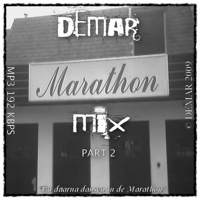 DeMar - Marathon Mix - volume 02
