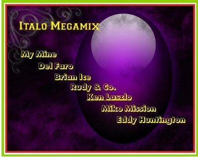 DJ Jhon - Italo Megamix
