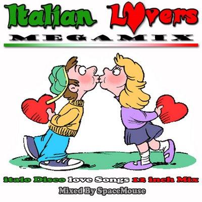 DJ SpaceMouse - Italian Lovers Megamix 01