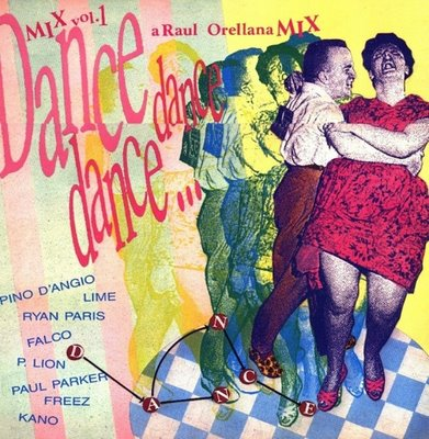 DJ Raul Orellana - Dance Dance Dance Mix - volume 01