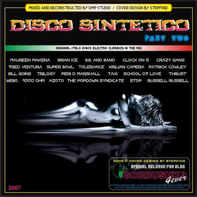 DMP Studio - Disco Sintetico - part II