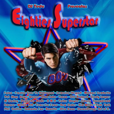 DJ Tedu - Eighties Superstar Mix