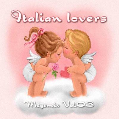 DJ SpaceMouse - Italian Lovers Megamix 03