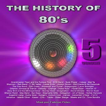 DJ Fab - The History of 80s - volume 05