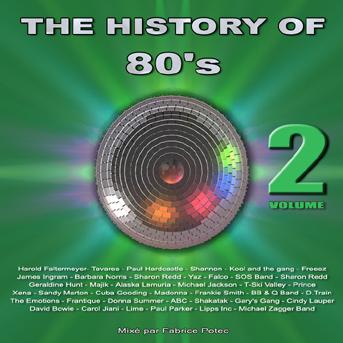 DJ Fab - The History of 80s - volume 02