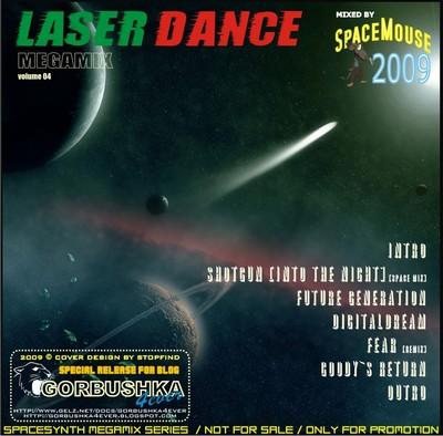 DJ SpaceMouse - LaserDance Megamix - vol 04
