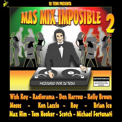 DJ Tedu - Mas Mix Impossible II
