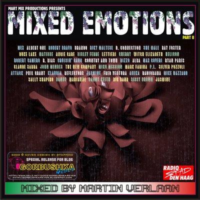 DJ Martin Verlaan - Mixed Emotions - 02