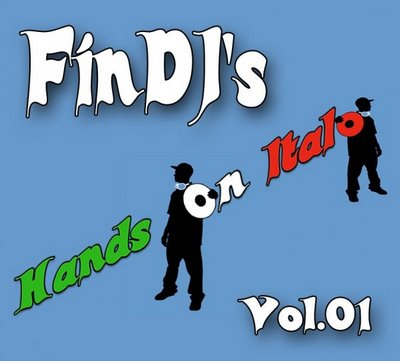 DJ Deke & DJ SpaceMouse - Hands On Italo Mix - volume 01