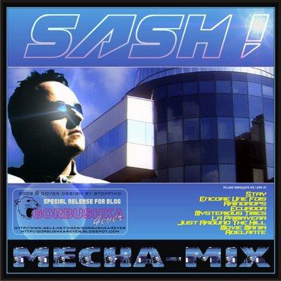 Mechanism - Sash Mecha-Mix