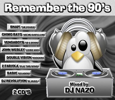 DJ Nazo - Remember The 90's