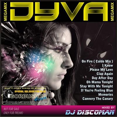 DJ Discoman - Dyva Megamix