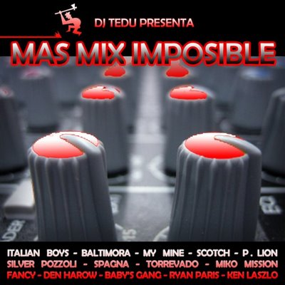 DJ Tedu - Mas Mix Impossible I