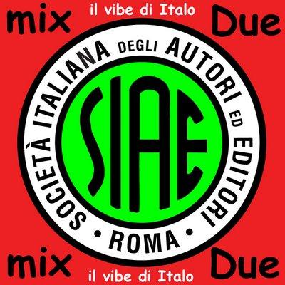 HiTm - S.I.A.E. Mix Due, Il Vibe Di Italo