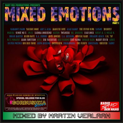 DJ Martin Verlaan - Mixed Emotions - 01