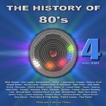 DJ Fab - The History of 80s - volume 04