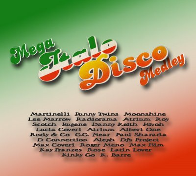 DJ SpaceMouse - Mega Italo Disco Medley - I