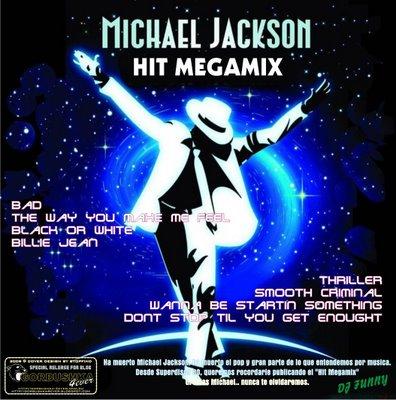 DJ Funny - Michael Jackson Hit Megamix