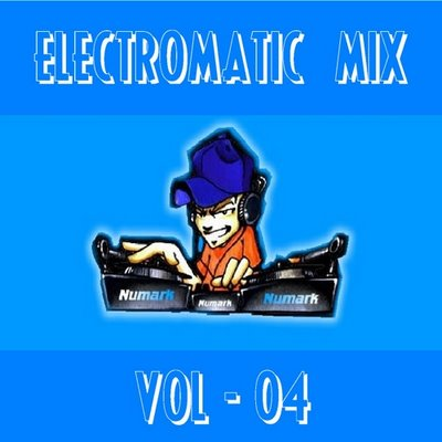 DJ Deke - Electromatic Mix - volume 04